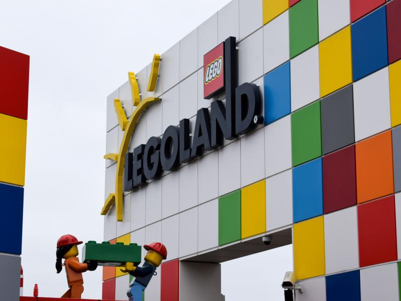Legoland Billund Entrance
