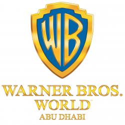 Warner Bros World Abu Dhabi Logo